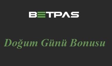 Betpas Doğum Günü Bonusu