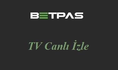 Betpas TV Canlı İzle