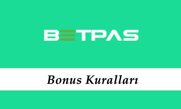 Betpas Bonus Kuralları