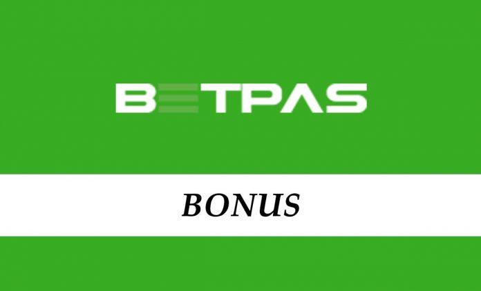 Betpas Bonus